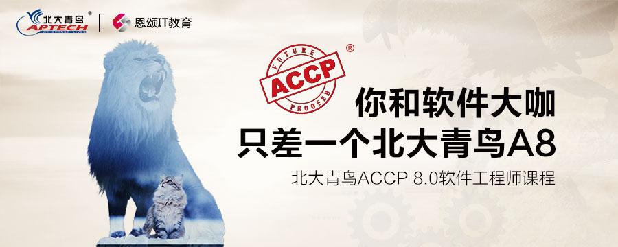 ACCP软件开发
